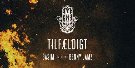 Basim - Tilfældigt (feat. Benny Jamz)