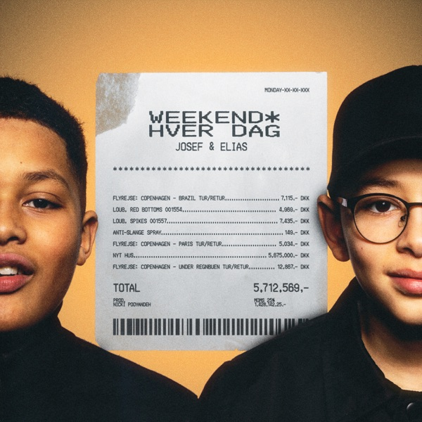 Josef & Elias - Weekend Hver Dag